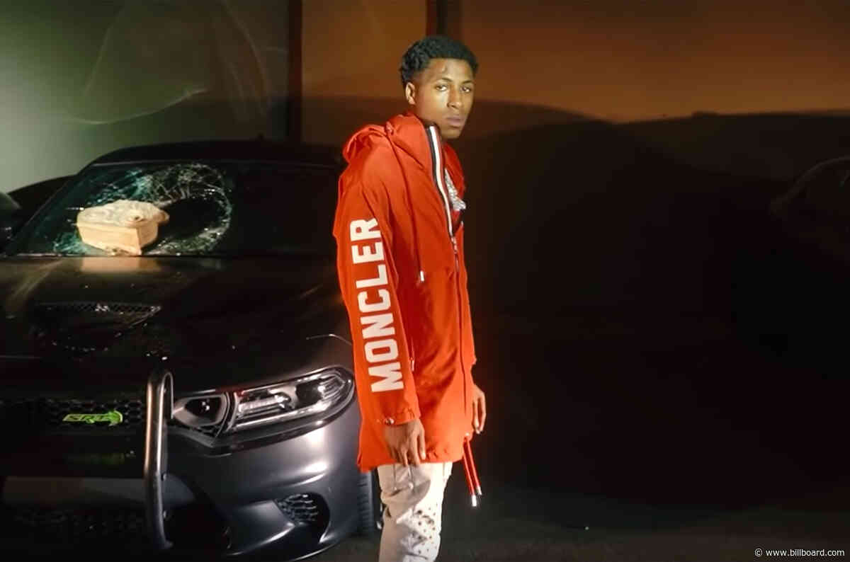 NBA YoungBoy Flips a Michael Jackson Classic for 'Dirty Iyanna' Video: Watch