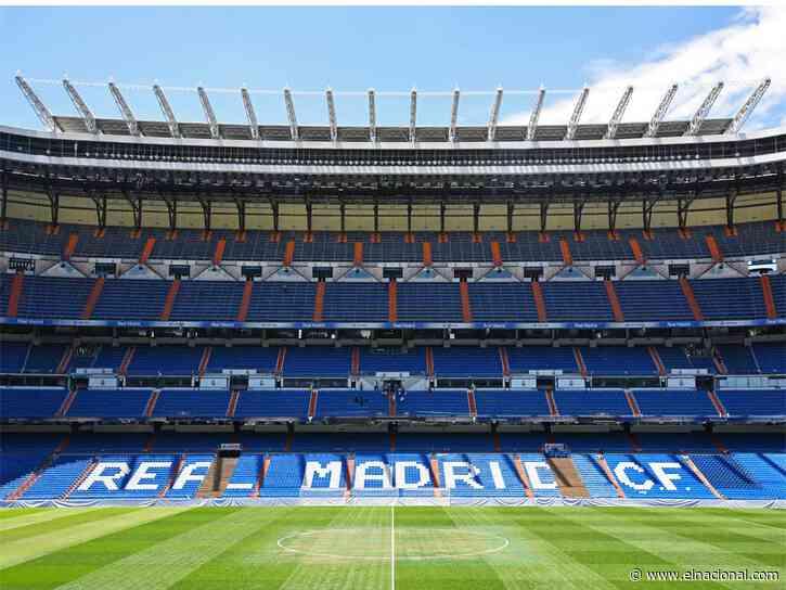 Homenaje al Santiago Bernabéu en su 72 aniversario