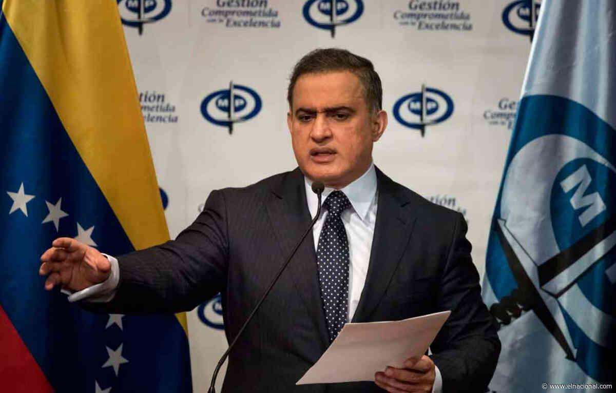 Fiscalía del régimen investiga a diputados opositores por corrupción
