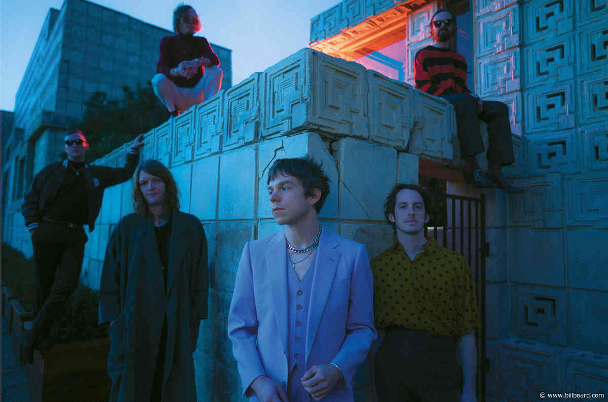 Cage the Elephant Hint at Collaboration (Maybe With Iggy Pop?) on New Song