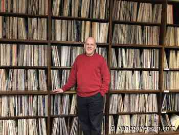 UVic libraries auctioning off large vinyl collection