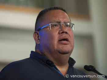 Grand chief sues B.C. First Nation Health Authority over alleged conflict of interest
