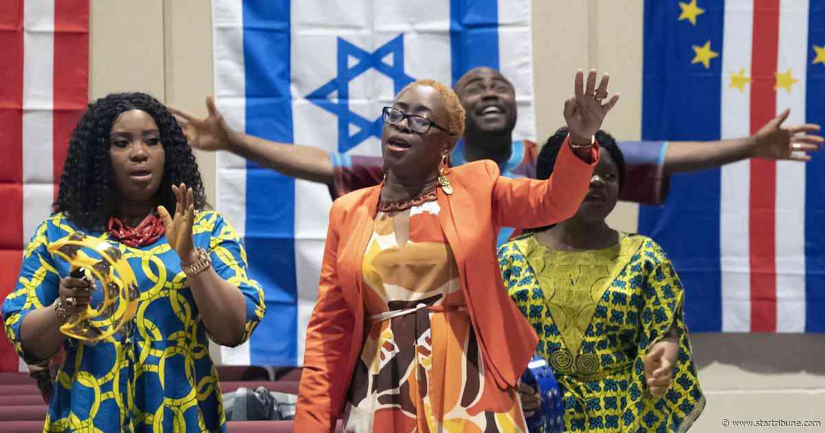 Minnesota Liberians would get permanent status under defense bill