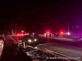 Pedestrian seriously injured in Bethlehem crash