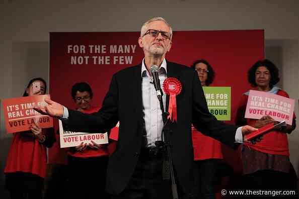 Jeremy Corbyn Is A Big Loser