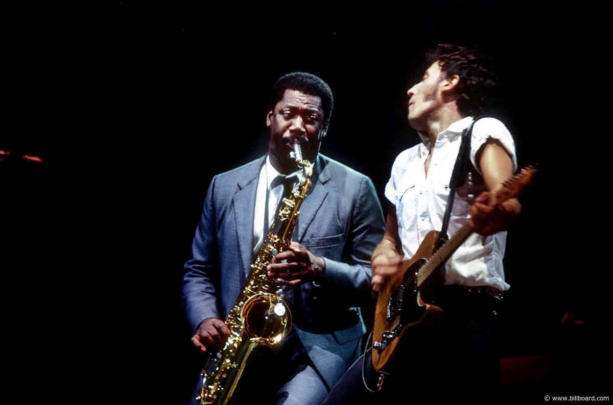 Watch Bruce Springsteen Perform With Clarence Clemons for the Last Time