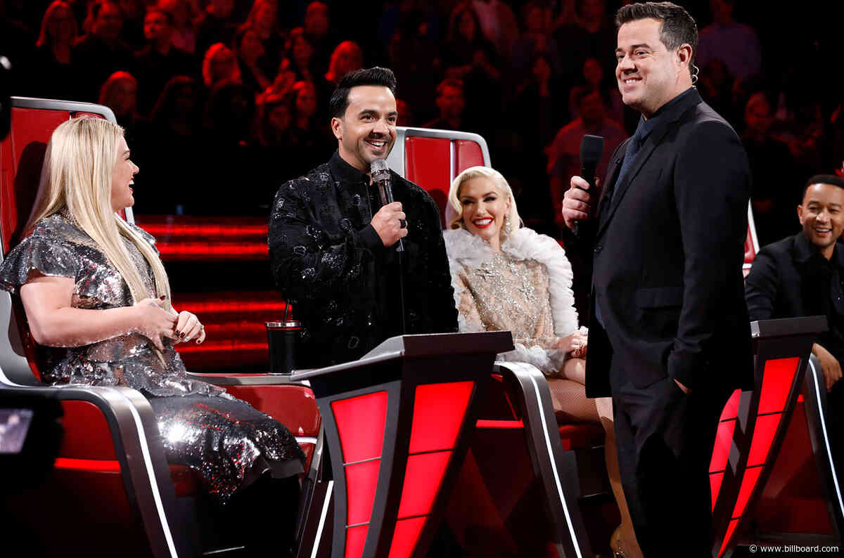 This Week in Latin Notas: Luis Fonsi Gives Kelly Clarkson Spanish Lessons