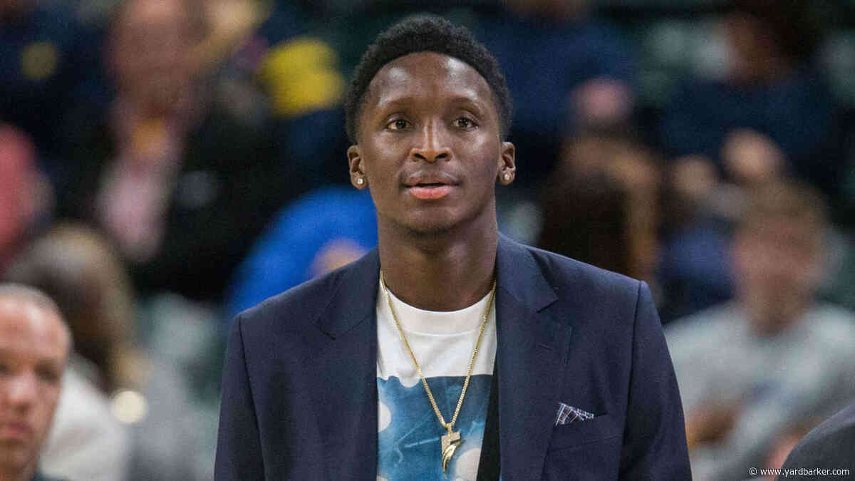 Pacers coach Nate McMillan says guard Victor Oladipo 'still a ways away' from returning