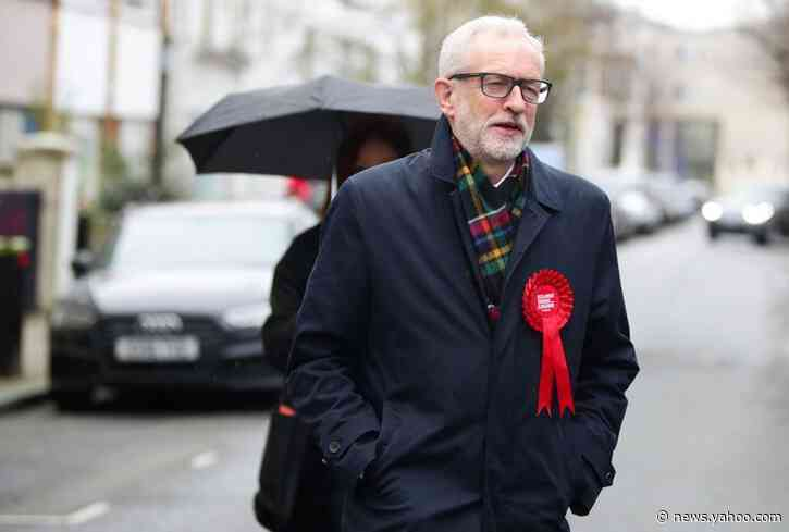 UK Labour Party blame game begins as crushing defeat looms
