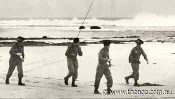 From the Archives, 1967: Harold Holt vanishes during Portsea swim