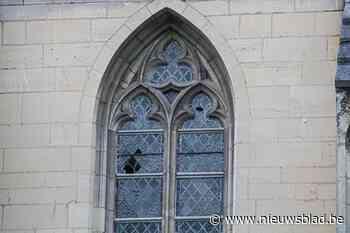 Vandalisme aan kerk wordt duur grapje