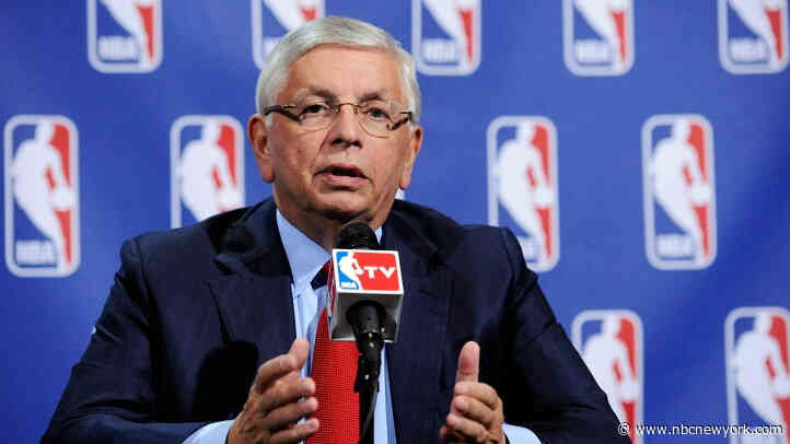 Former NBA Commissioner David Stern Hospitalized in NYC After 'Brain Hemorrhage'