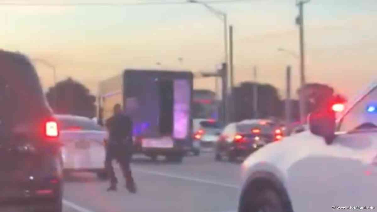 New Evidence Appears to Show Suspect Fired First Shot At End of Police Chase