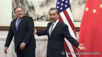 China's top diplomat blames US 'paranoia' as ties unravel