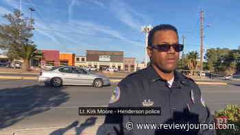 Henderson police ID officer involved in sports bar shooting