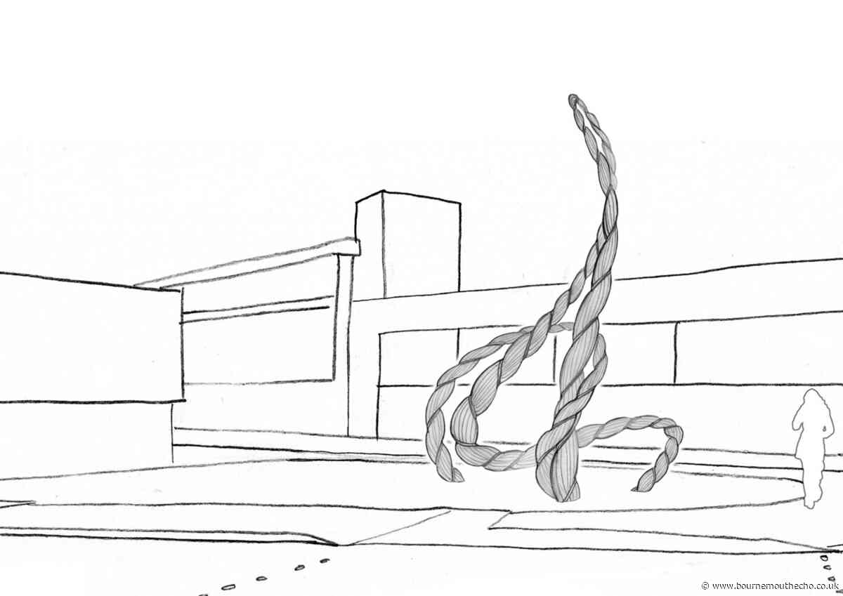 Letter to the editor: We don't want the Hunger Hill 'knot' sculpture