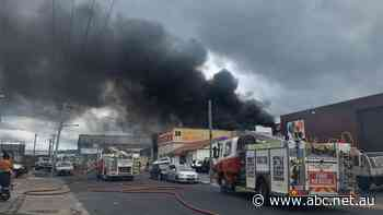 Tasmania Now: Fire at car parts warehouse causes smoke alert, hospital error led to death