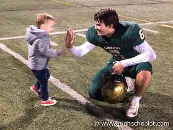 State title game brings cancer battle full circle for Cardinal Gibbons coach's 3-year-old son