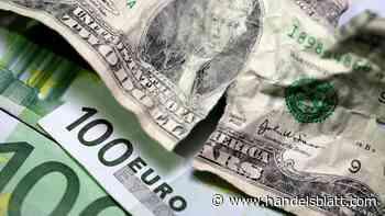 Euro/Dollar : Euro auf Viermonatshoch - Pfund legt deutlich zu