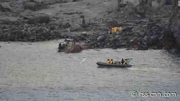 New Zealand eruption death toll rises