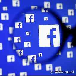 'Toezichthouder VS wil juridische stappen zetten tegen Facebook'