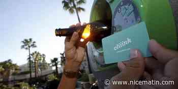 Un chèque de 16.200€ remis à la Ligue contre le cancer grâce au dispositif connecté de tri du verre Cliiink