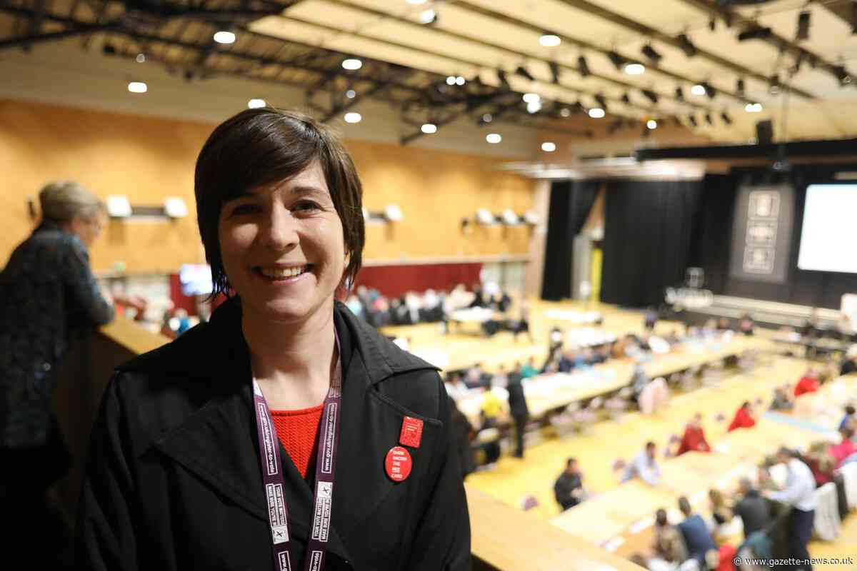 Labour's Tina McKay isn't giving up politics just yet