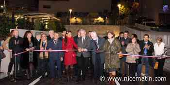 Un parking de 166 places inauguré dans le quartier des Moneghetti à Beausoleil