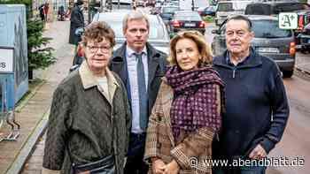 Groß Flottbek: Der Kampf um die Umgestaltung der Waitzstraße