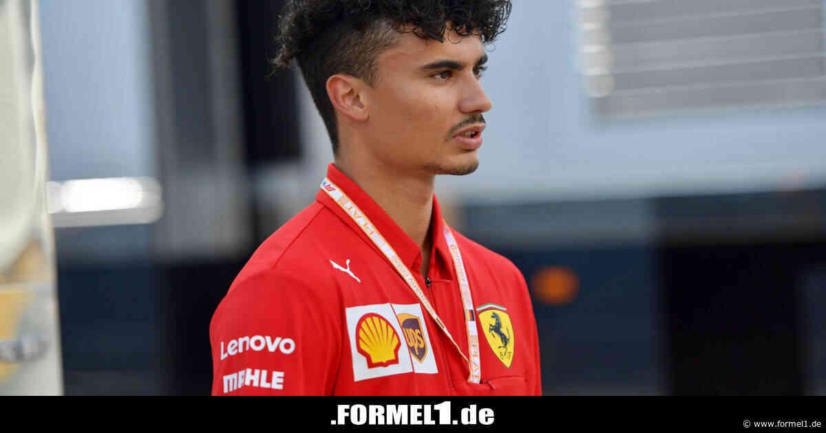 Ferrari bestätigt: Pascal Wehrlein bleibt Simulatorfahrer