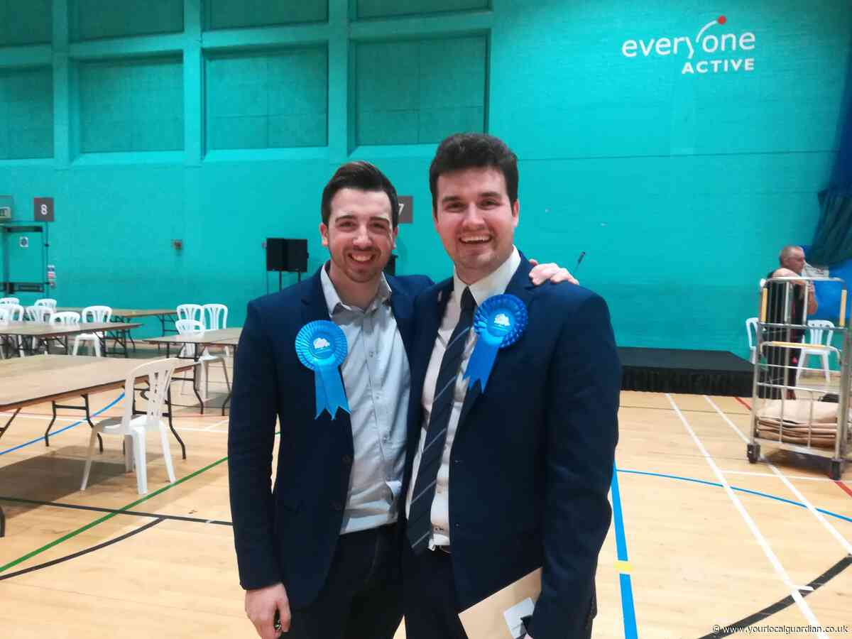New Carshalton and Wallington Tory MP 'over the moon' as Lib Dem's Tom Drake bows out