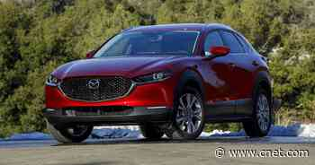 2020 Mazda CX-30 first drive review: A stylish SUV that's great to drive     - Roadshow