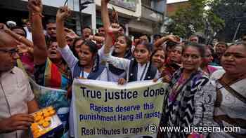 Indian women demand 'safe streets' following Hyderabad rape case