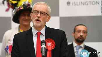 Corbyn: I will not lead party into next election campaign