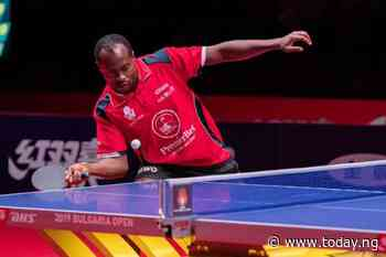 Nigeria ends 2019 in ITTF top 16 ranking