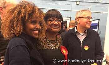 Diane Abbott retains Hackney North as fellow candidates call for voting reform