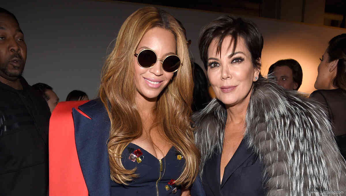 Fans Think Kris Jenner Interviewed 11-Year-Old Beyonce in This Video