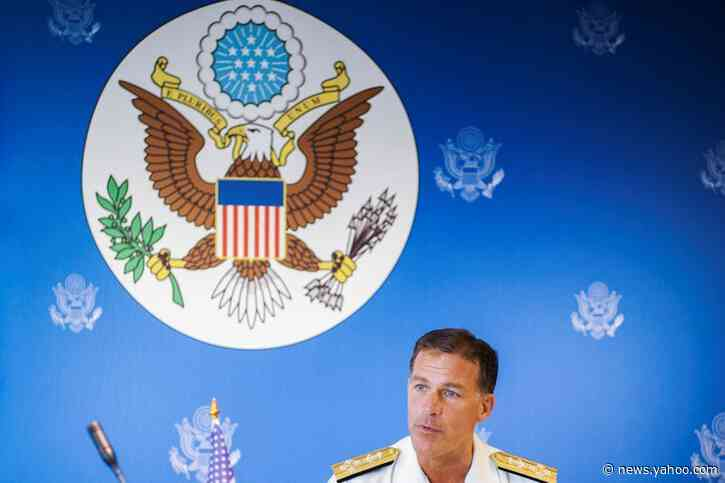 U.S. and 'like-minded' partners will keep security in Asia: admiral