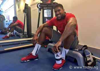 Anthony Joshua returns to gym ahead next fight