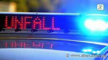 Hamburg : Porsche vs. Mercedes AMG: Totalschaden bei Unfall an Alster
