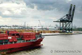 Orange lanceert 5G testnetwerk in de haven van Antwerpen