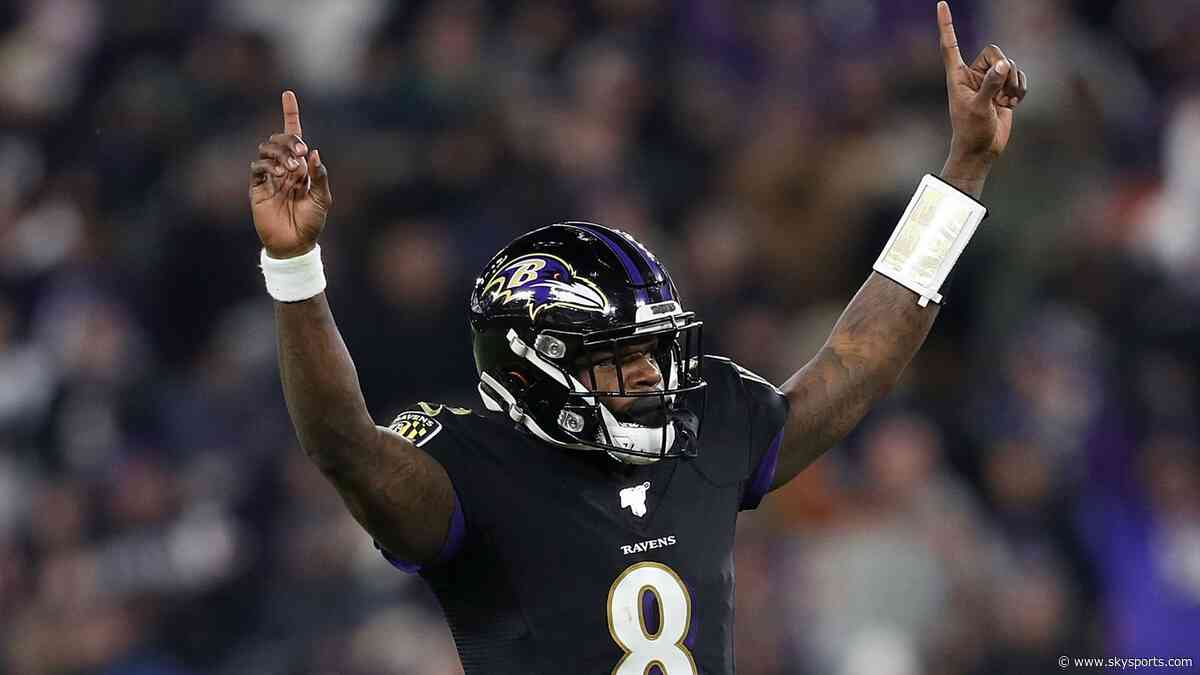 Jackson inspires Ravens to victory