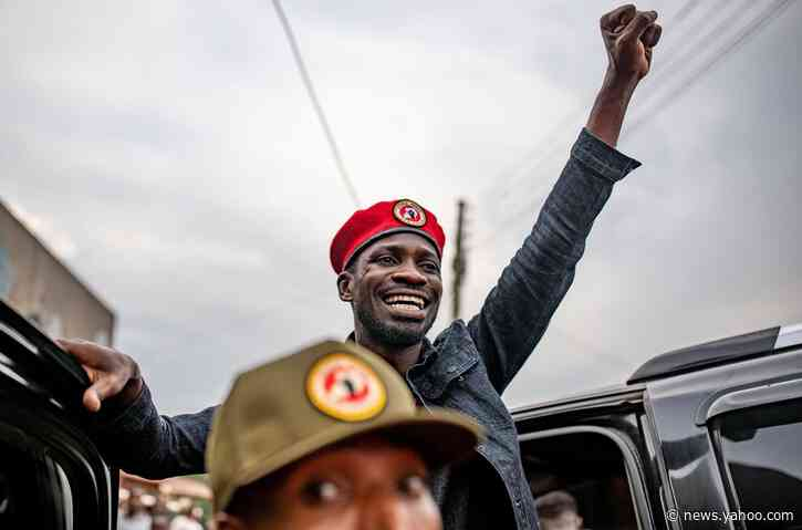 Uganda Pop-Star Bobi Wine Says Opposition Seeks Single Candidate