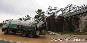 Réutiliser les eaux usées traitées? Le rêve se concrétise dans l'agglomération de Cannes