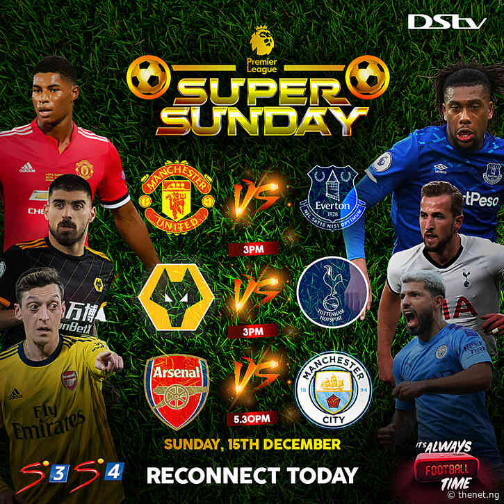 Super Sunday: Arsenal Aim To Continue Resurgence Against Struggling Manchester City