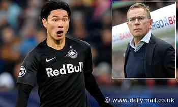 Ralf Rangnick believes Takumi Minamino will be perfect for Liverpool