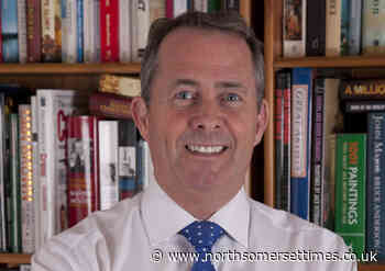 North Somerset MP Dr Liam Fox says Tories will tackle Brexit and climate change