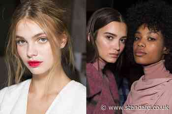 The three catwalk make-up looks that will see you through party season