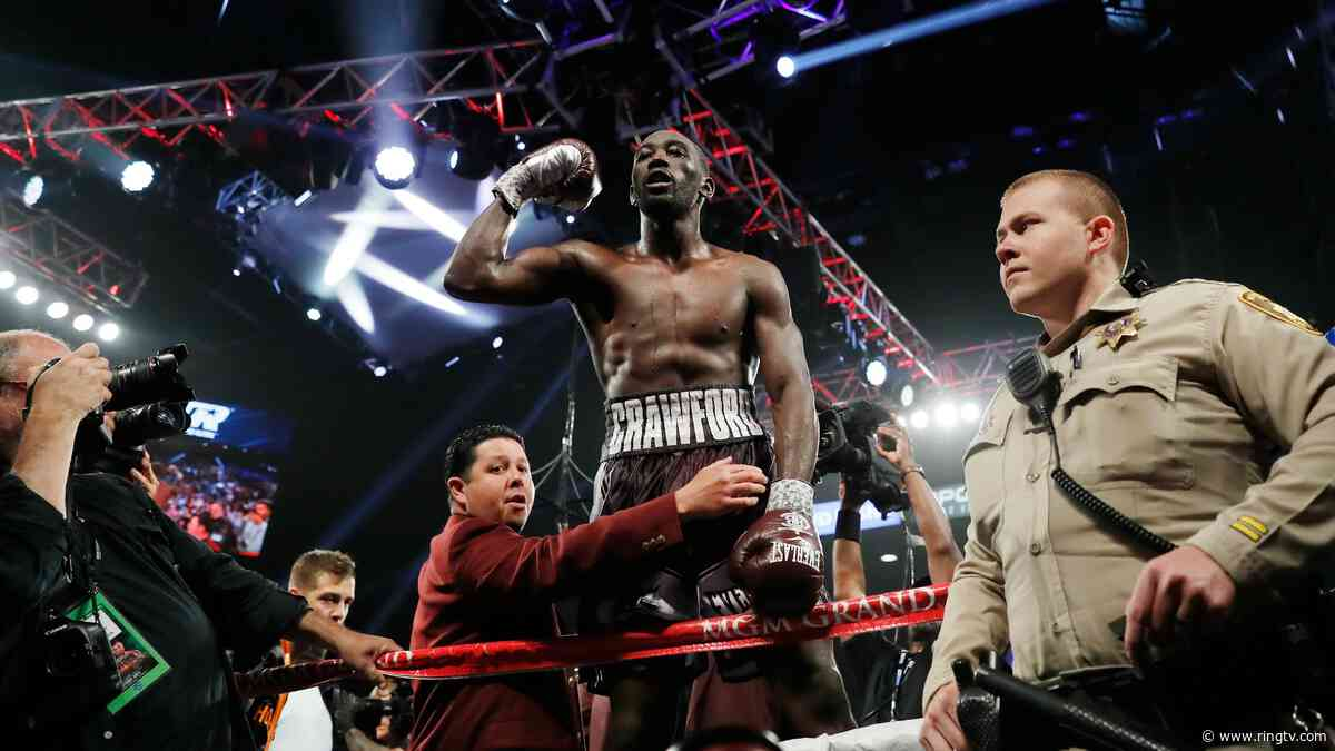Dougie's Friday mailbag (Crawford's curse, Commey-Lopez, Deontay Wilder, Andy Ruiz)
