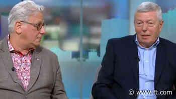 Alan Johnson and Jon Lansman on ITV